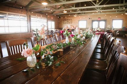 heidi holmes  miles stallards rustic wedding  big