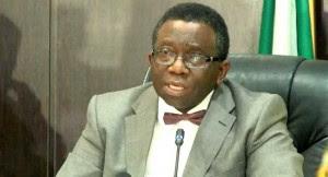 Health Minister, Isaac Adewole