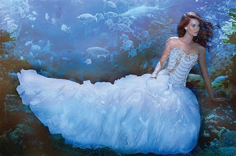 These Disney Princess Inspired Wedding Gowns Are Literally