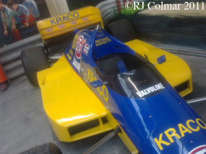 March Cosworth 86C, Haynes IMM