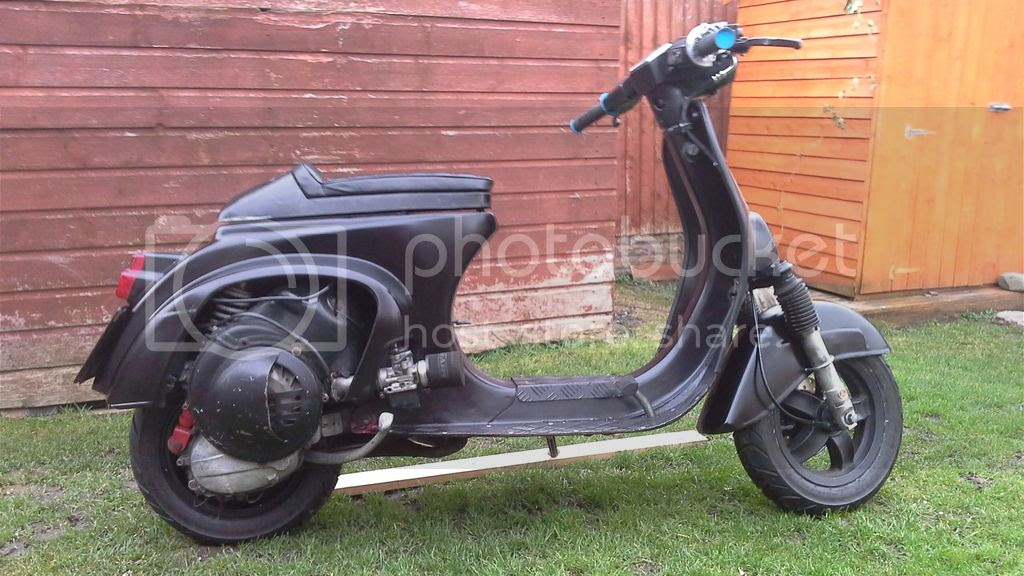 Smallframe Streetracer For Sale Vespaorguk Vespa Forum