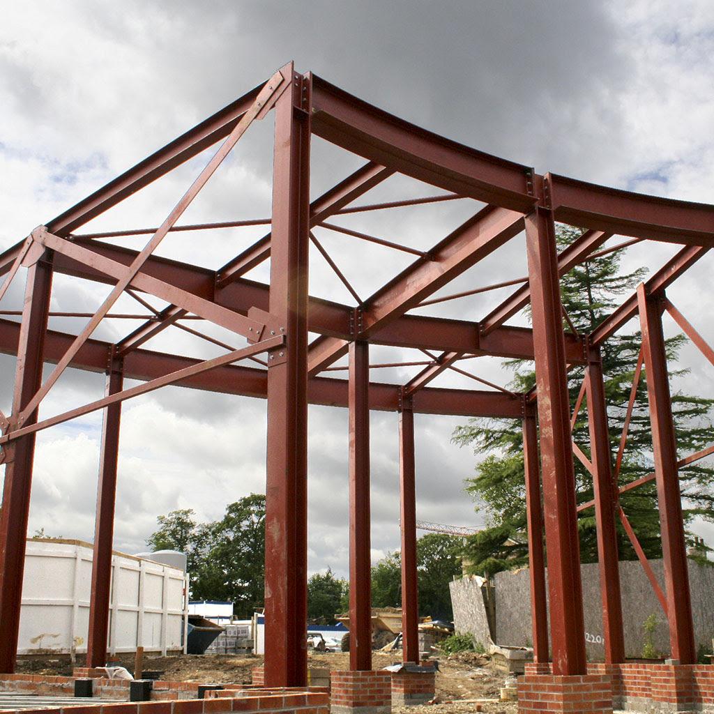 Specialist Steel Fabrications - ISF Ltd