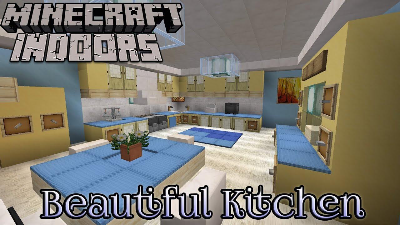 Image Result For Kitchen Design Minecraft