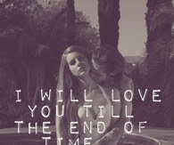 I Will Love Yo I Will Love You Till The End Quotes Honey