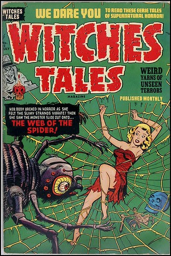 Witches Tales #12