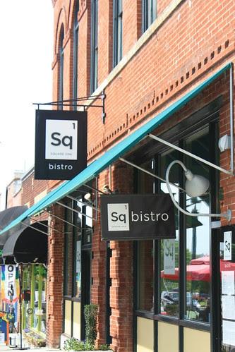 Square 1 Bistro - Hendersonville, NC