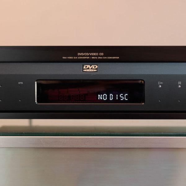 Sony Dvp S7700 Cddvd Player