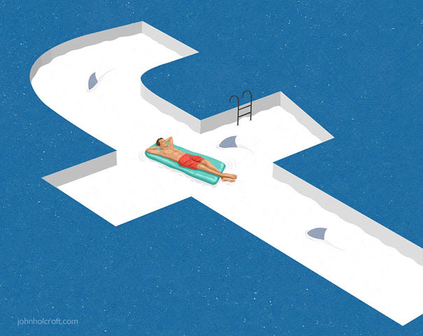 AD-Satirical-Illustrations-Show-Our-Addiction-To-Technology-56