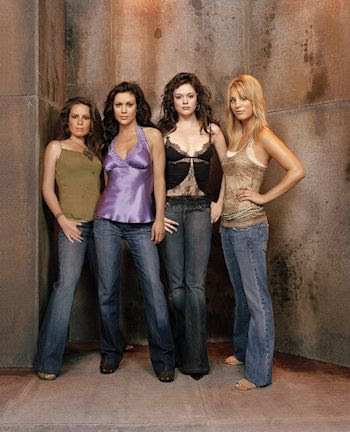 Charmed - Season 8 Cast