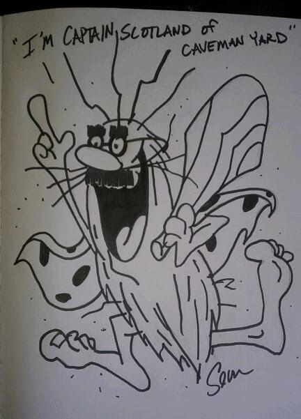 Groucho Caveman