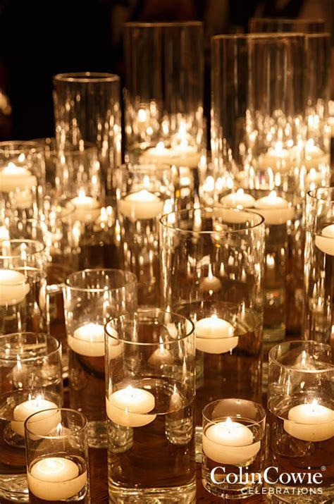 Wedding Decorations, Floating Candles, Candle Holders