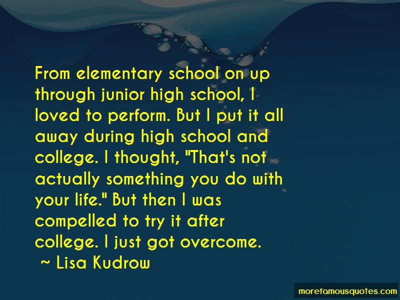 Quotes About Life After High School Top 30 Life After High School