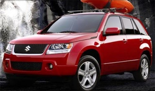 Suzuki Grand Vitara Repair Manual Download