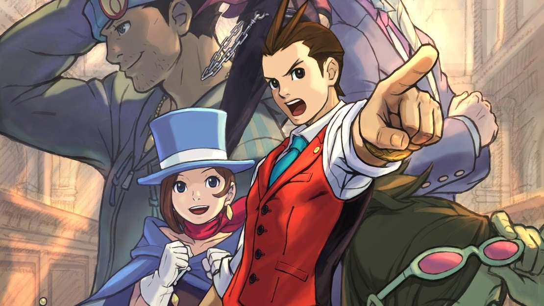 Apollo Justice rated in South Korea, could be coming to 3DS screenshot