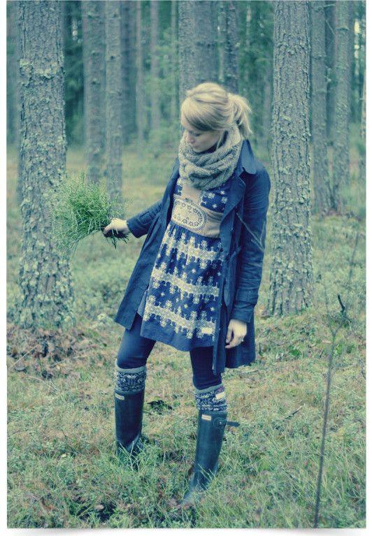 Autumn to Winter