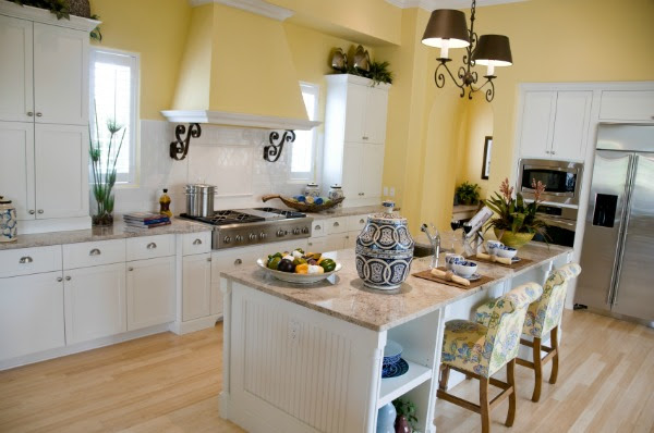 Yellow Paint Colors For Kitchen | Home Design Ideas Essentials