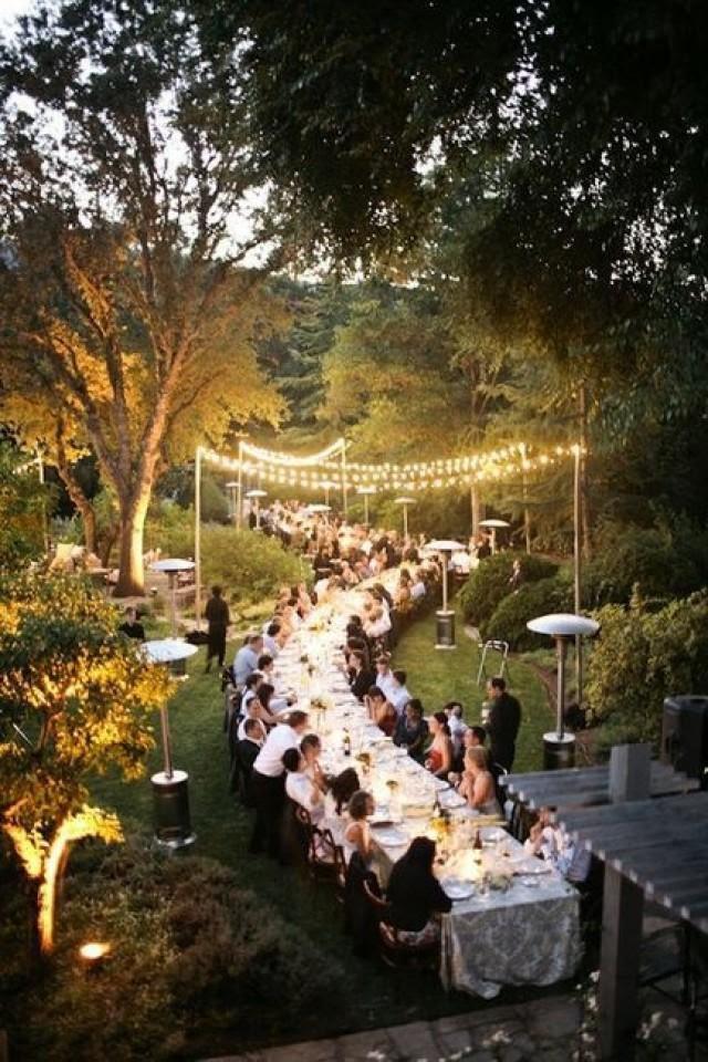 Outdoor Wedding - He