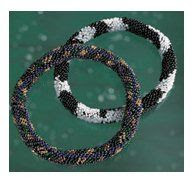 Free E-Book Download: Caddis Weave Bracelet