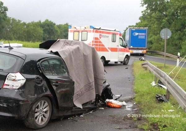 Unfall Fulda