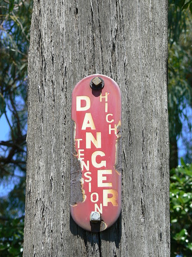Danger - High Tension