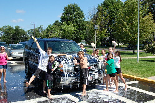 Parmenter Car Wash