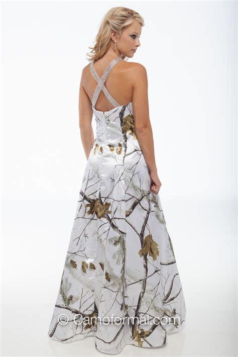 "7009 ""Susan"" Camo Maids Rhinestone X Straps Camouflage"