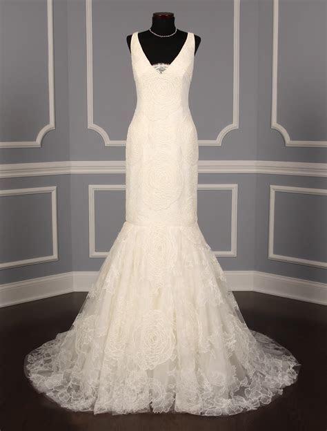 Vera Wang Macy Size 8 Wedding Dress ? OnceWed.com
