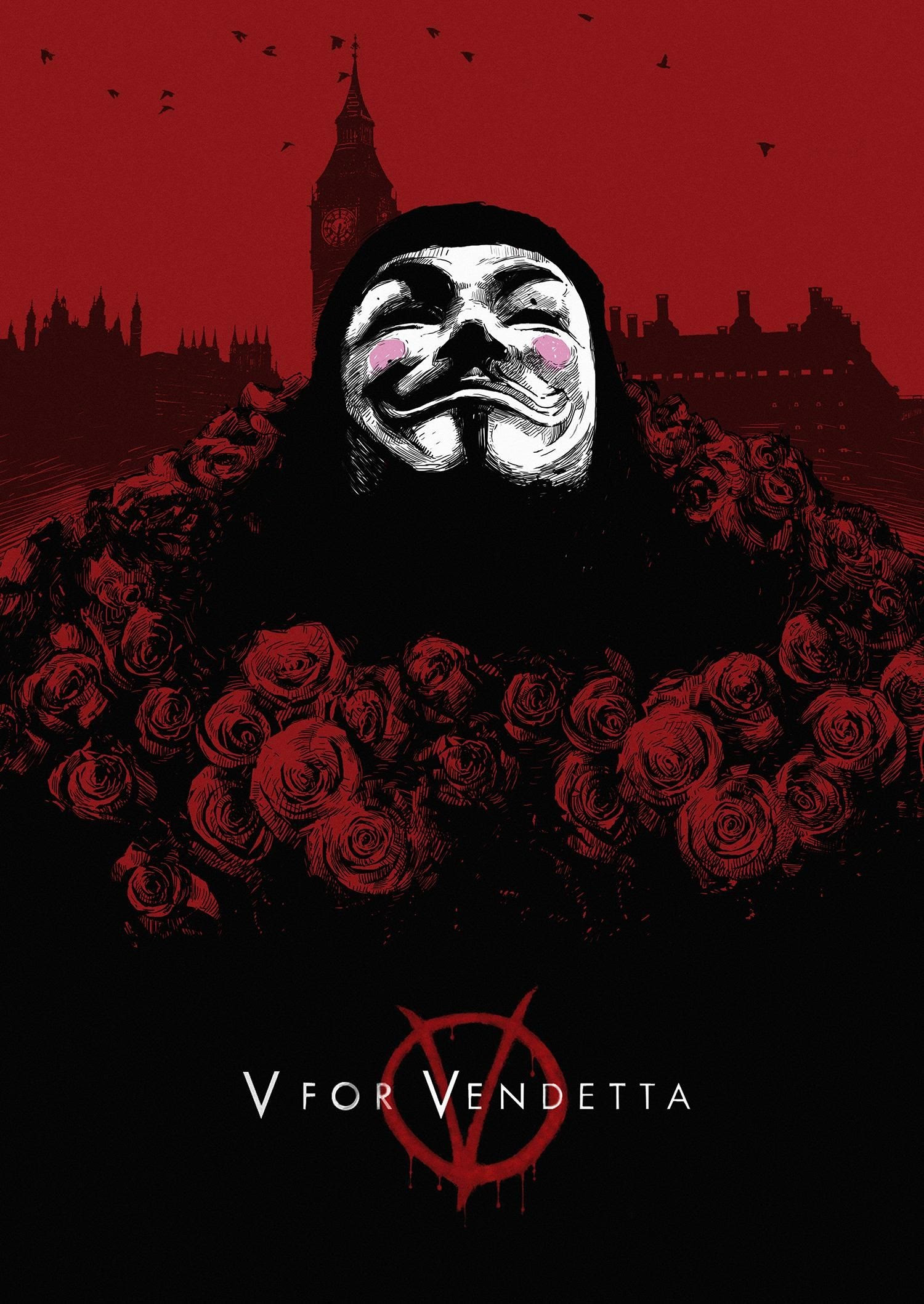 V For Vendetta Wallpaper 74 Images