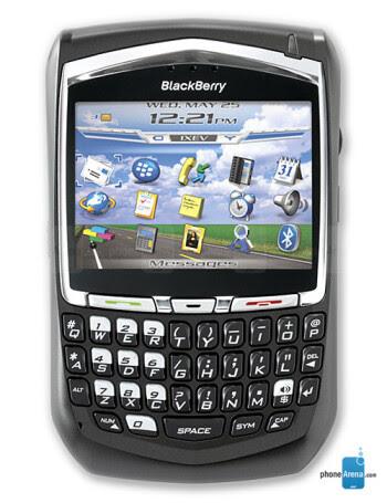 Blackberry Tipe 8730e - Spesifikasi dan Harga Termurah