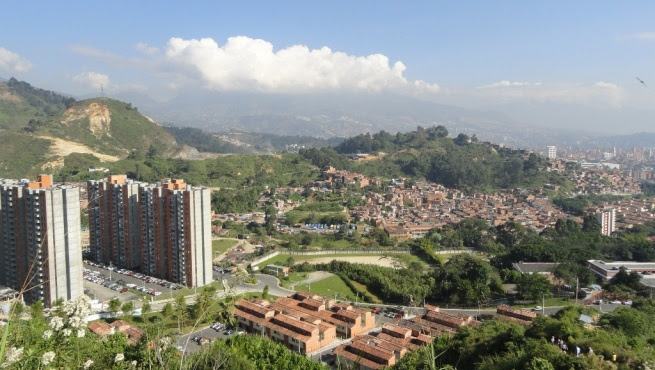 Medellín: ciudad colombiana