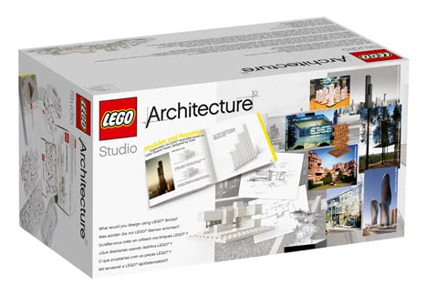 Kit Lego Architecture Studio