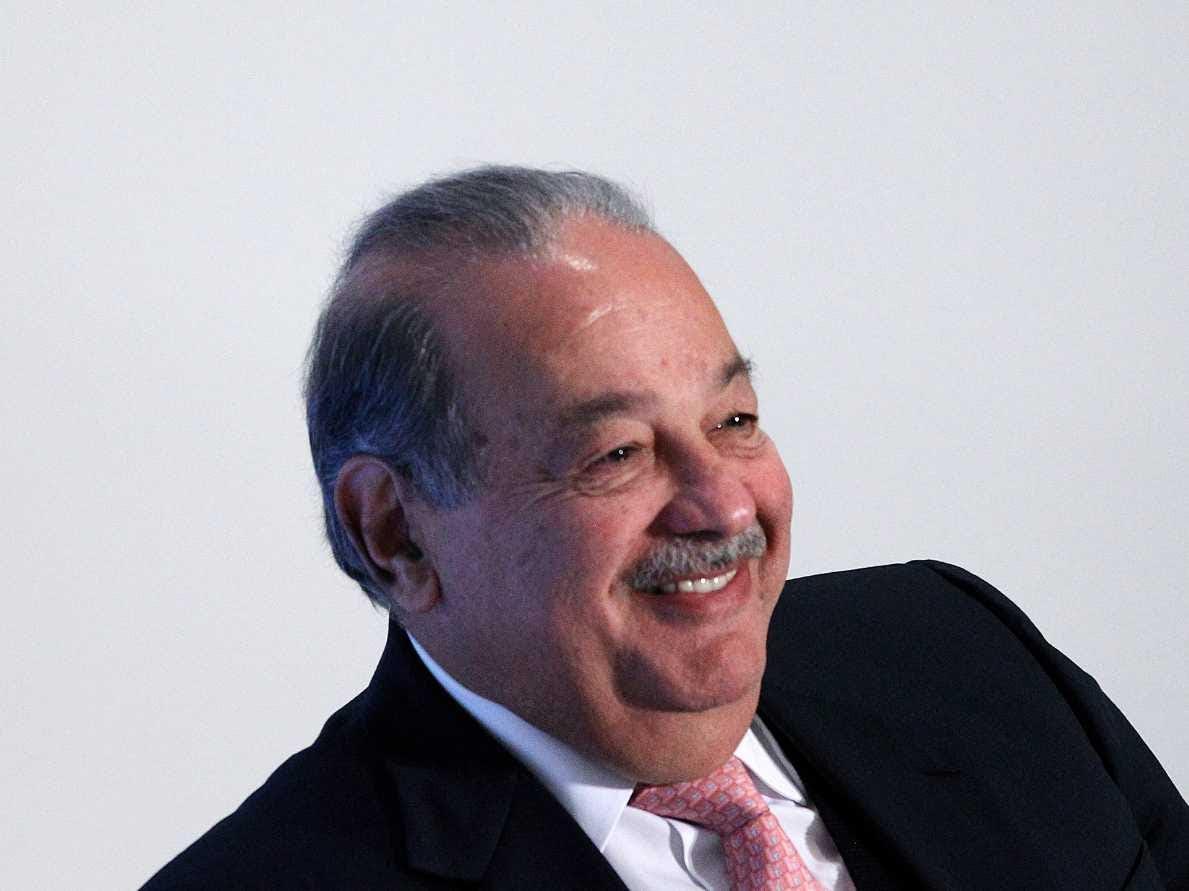 AGE 75: Carlos Slim Helú