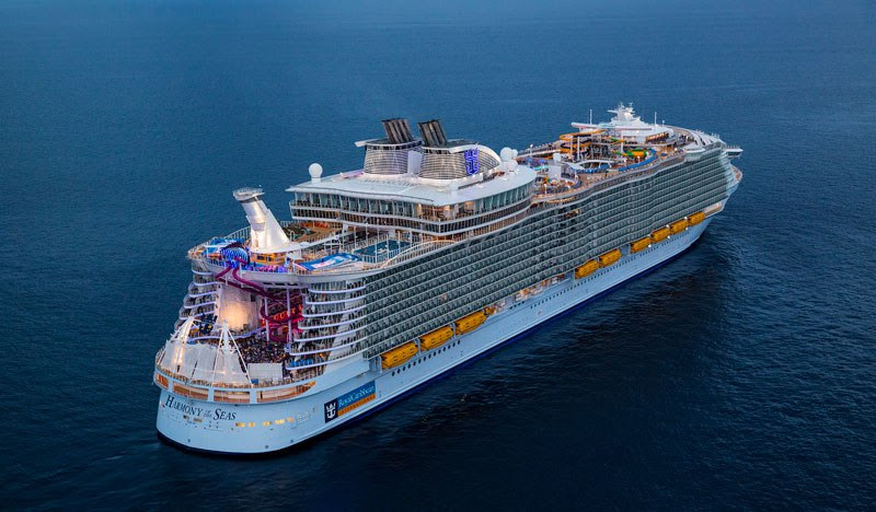 Harmony of the Seas: a bordo do maior navio de passageiros do mundo 22