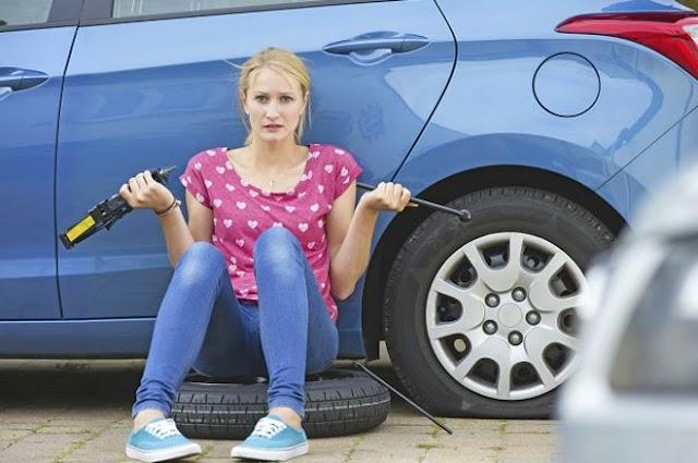 Se jodieron los gomeros: Crean un neumático que se repara a sí mismo