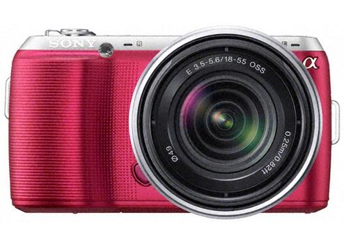 NEX-C3K/P-NEX Camera (E-mount)-NEX-C3