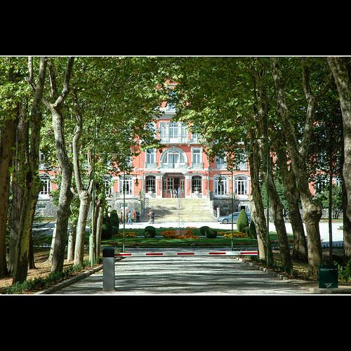 Vidago Palace, Vila Real, Portugal by CGoulao
