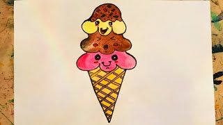 All Clip Of Dondurma çizimi Bhclipcom