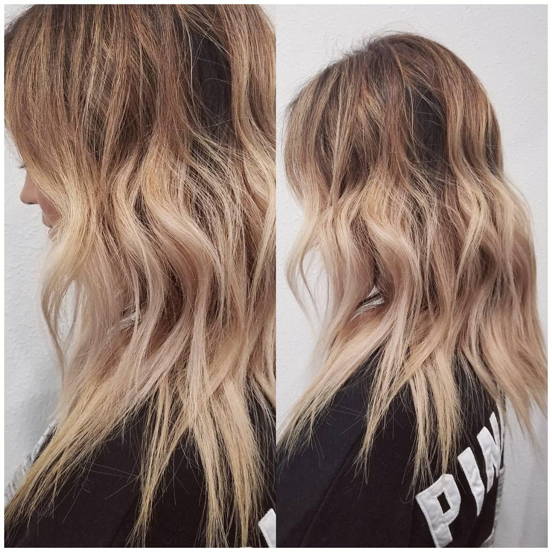 10 Wavy Shoulder Length Hairstyles With Edge 2018 Women Medium Hair