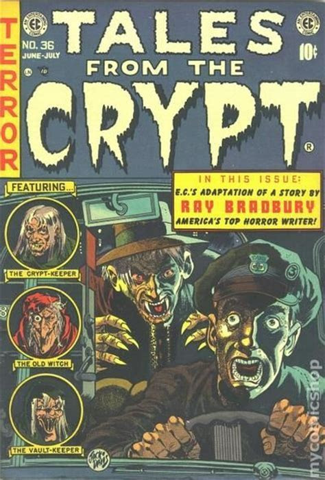 Tales from the Crypt (1950 E.C. Comics) comic books