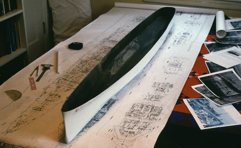 2 sheet plywood boat plans barge ~ Clint