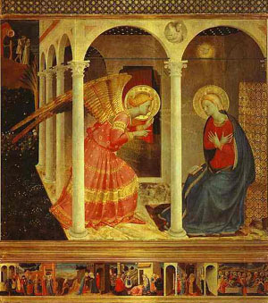 Fra Angelico's 'Annunciation'