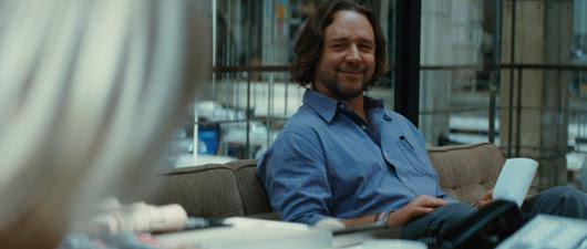 Russell Crowe en 'Los secretos del poder'
