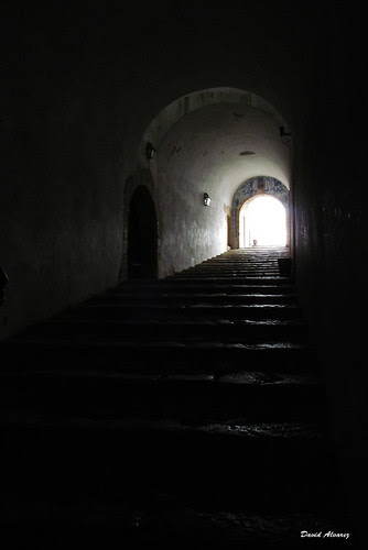 La luz al final del tunel by DavidAlvarez1