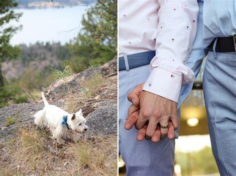Sparkling Hill Resort, Vernon, BC Wedding ? Tasso & Matt
