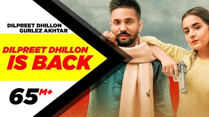 Karara Jawaab Lyrics - Dilpreet Dhillon is Back Ft Gurlez Akhtar