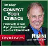 TOM SILVER IN ITALIA. Connect Your Essence