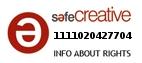 Safe Creative #1111020427704