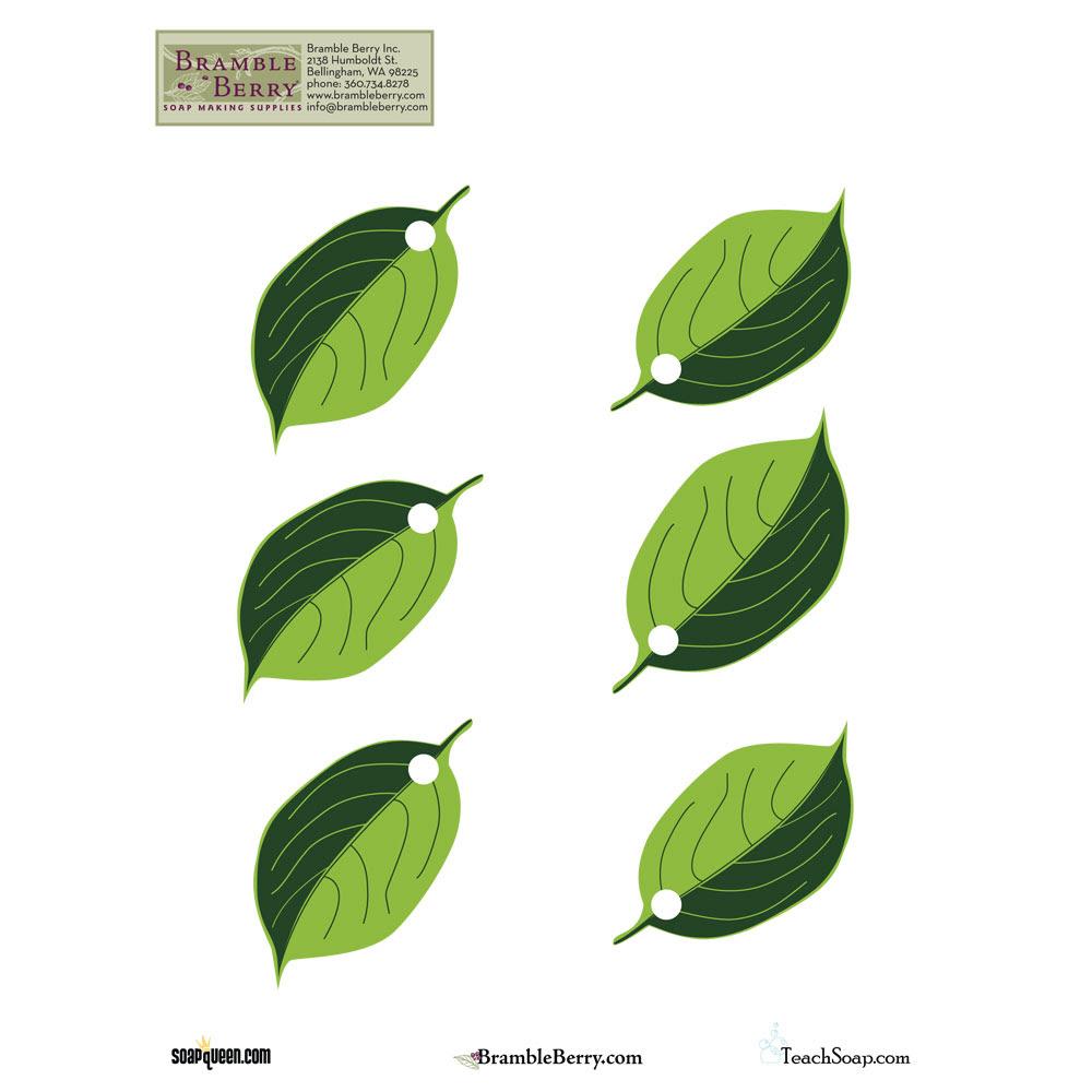 Editable Leaf Template. christmas wreath vector editable stock ...