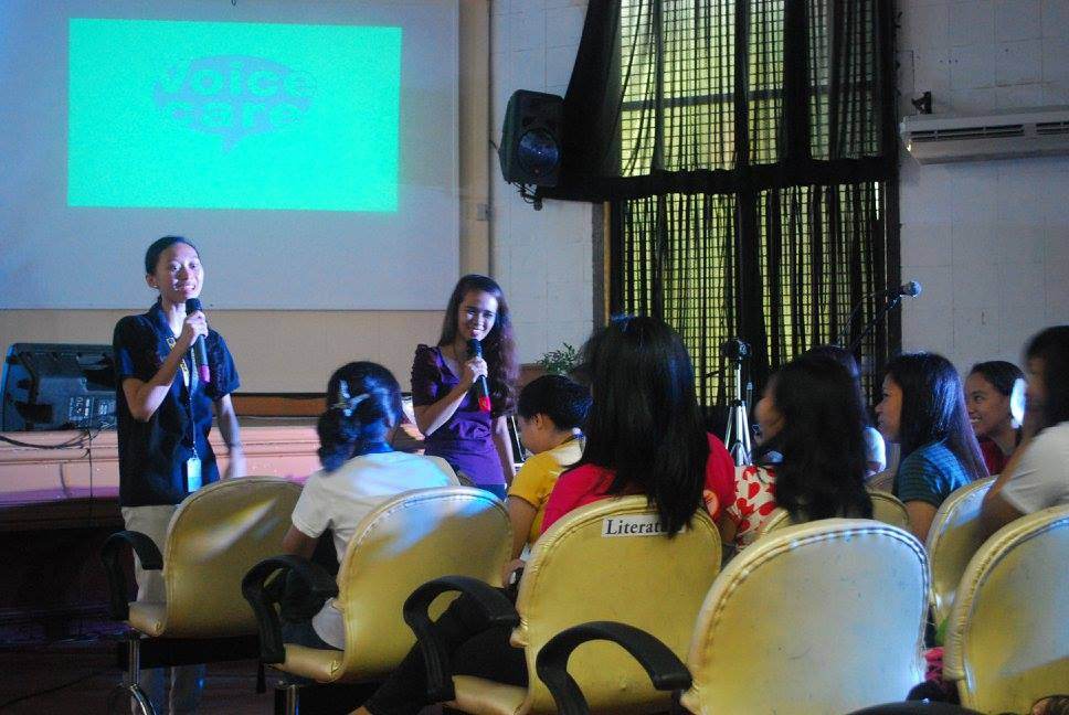 Voice Care for Teachers Workshop in PNU