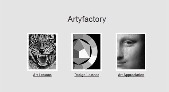 arty factory